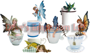 Tea Cup Fairies by Amy Brown